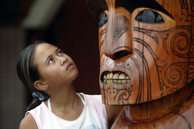 Auckland Maori Culture