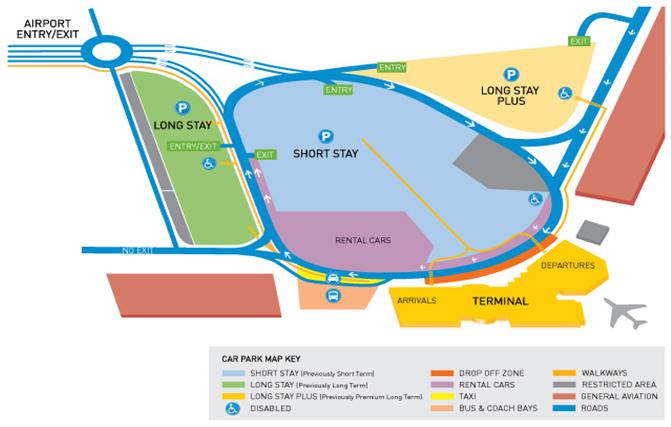 Long Stay Car Park Sydney Airport International