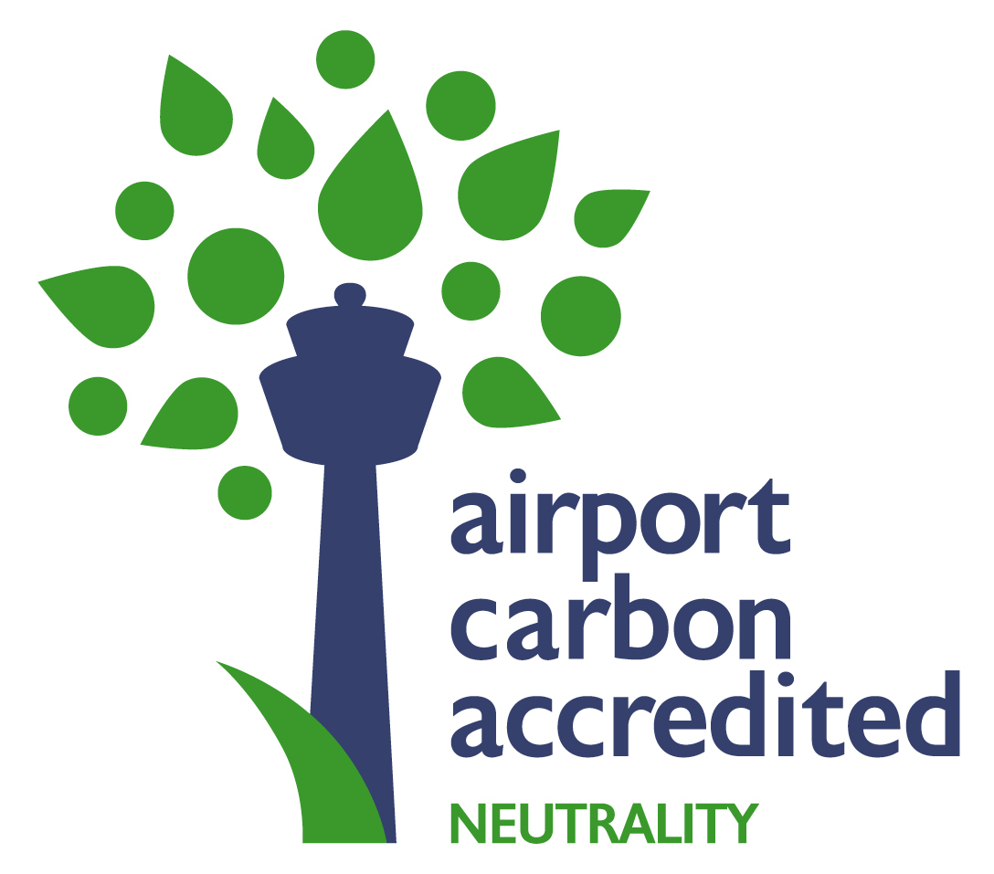 Sunshine Coast Airport is Australia's first carbon neutral airport