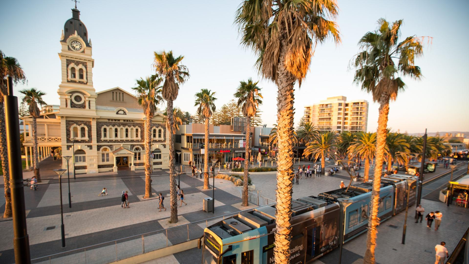ADELAIDE – Services between Sunshine Coast and Festival State resume