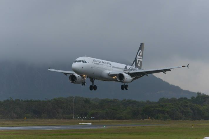 Air New Zealand touches down for 2017 season