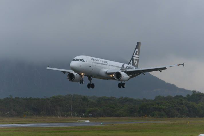 Air New Zealand touches down for 2017 season