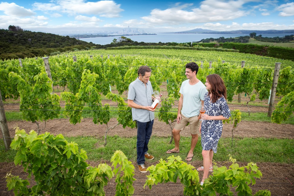 Mudbrick Vineyard Waiheke Island Auckland