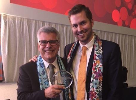Sunshine Coast Airport wins Routes Asia 2017 Marketing Award