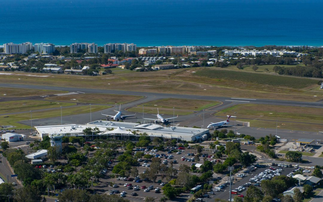 Sunshine Coast Airport commercial operating partnership finalised