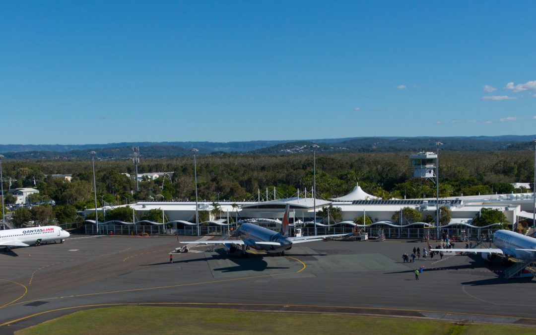 Sunshine Coast Airport leads the way in passenger growth