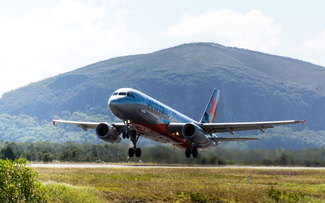 Sunshine Coast Airport Ends the Year Flying High