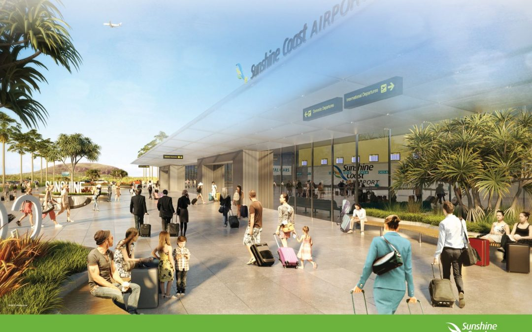 Sunshine Coast Airport Master Plan 2040 unveils visionary future for the airport