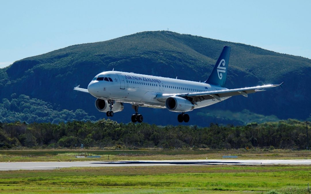 Extended Air New Zealand Season Boost for Sunshine Coast