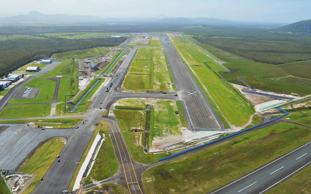 Revised opening date for new runway