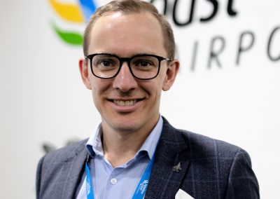 Gareth Williamson - General Manager Aviation Business Development