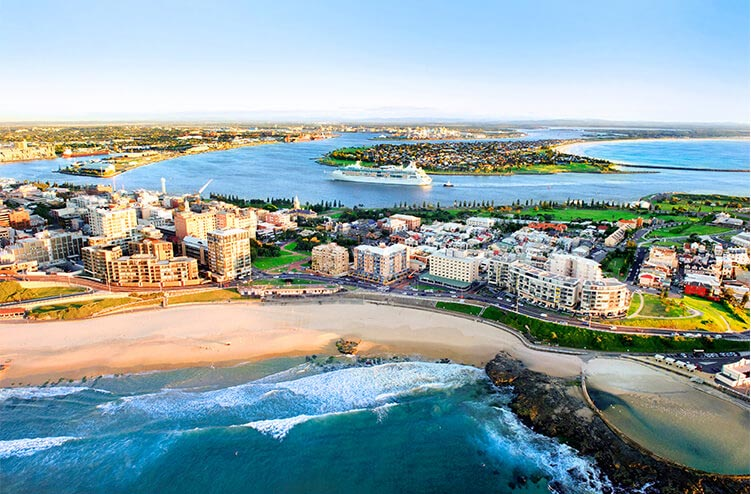Sunshine Coast scoops flights to Newcastle with Fly Pelican