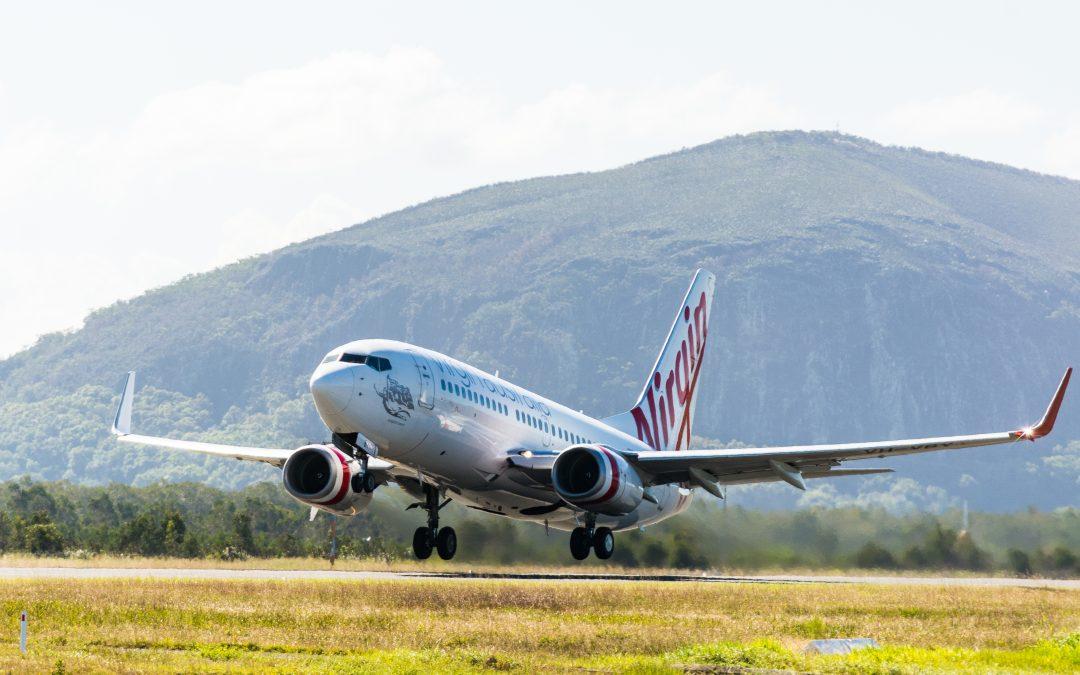 Virgin announces a doubling of flights for Sunshine Coast